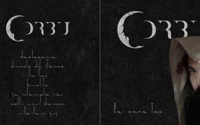 CORBU lansează online albumul Cei Care Tac
