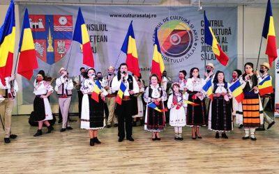"Ansamblul folcloric ""Meseșul"" - Spectacol online dedicat Zilei Unirii Principatelor Române"