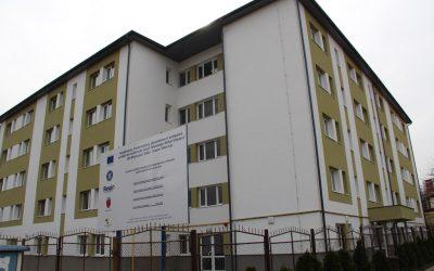 """Liceul Tehnologic """"Mihai Viteazul"""" Zalău are un internat modern"""