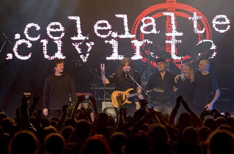 Eveniment rock de marcă la Zalău - concert Celelalte Cuvinte