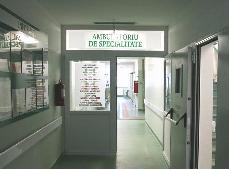Investiții la Ambulatoriul de specialitate de la Spitalul Județean de Urgență Zalău. Vor fi create spații noi, dotate cu echipamente medicale performante
