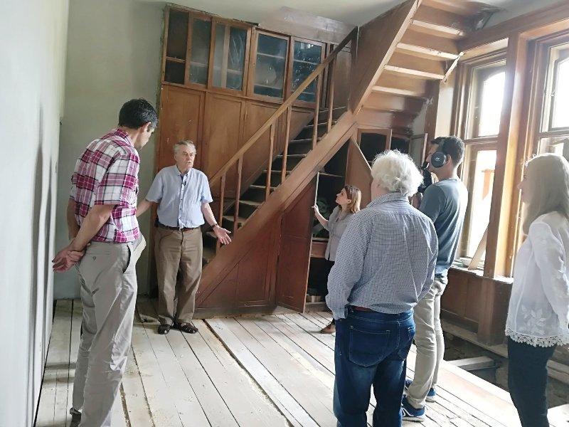 Ministerul Culturii nu aprobă nici măcar în Anul Centenarului finanțarea reabilitării Casei Maniu din Bădăcin, lucrările continuă cu banii strânși din donații