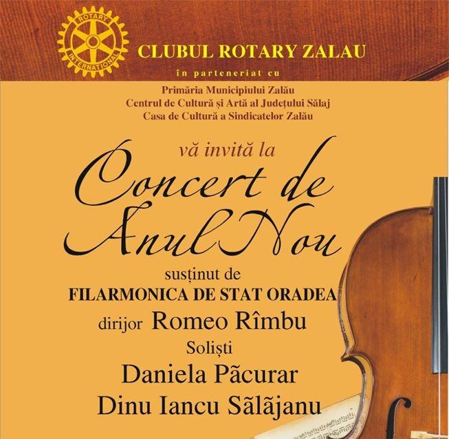 Filarmonica de Stat din Oradea concertează la Zalău