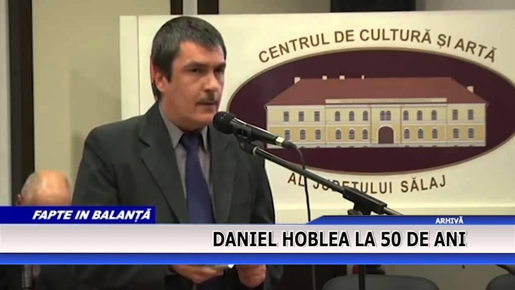 In memoriam Daniel Hoblea