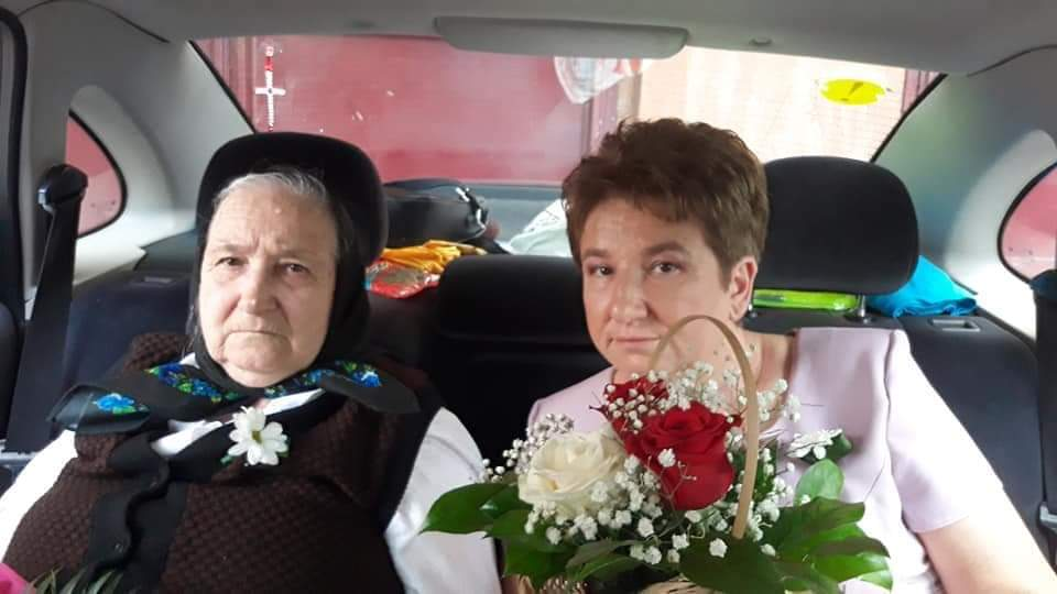 Primăveri cu bunica. Vironica Petecului sau Sfânta Duminică