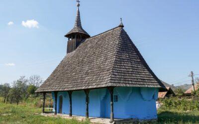 Biserica de lemn din Bălan Cricova, una dintre cele mai vechi biserici de lemn din Sălaj și din Transilvania